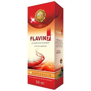 Flavin7+ Kapszaicin ital - 50ml