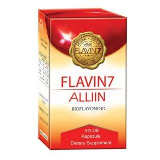 Flavin7 Alliin – bioflavonoid komplex kapszula – 30db