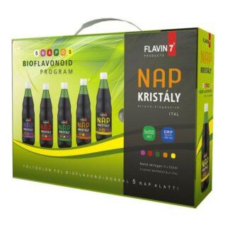 Flavin7 Napkristály – 30x500ml