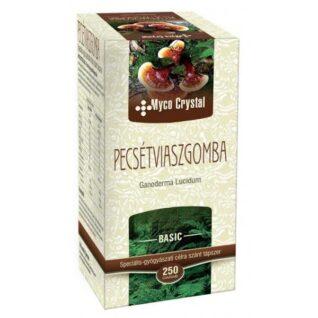 Myco Crystal Pecsétviaszgomba gyógygomba – 250 db kapszula