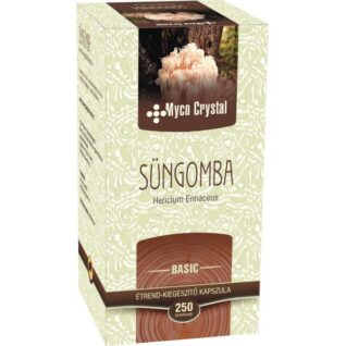 Myco Crystal Süngomba kapszula – 250 db