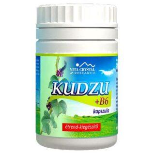 Vita Crystal Kudzu + B6-viamin kapszula – 100 db