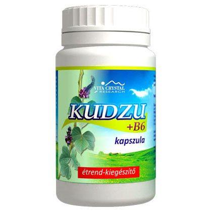 Vita Crystal Kudzu + B6-viamin kapszula – 250 db