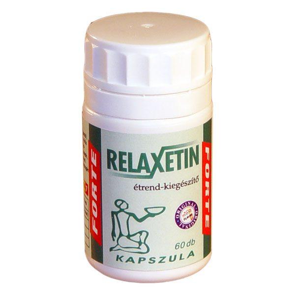 Vita Crystal Relaxetin Forte kapszula - 60db