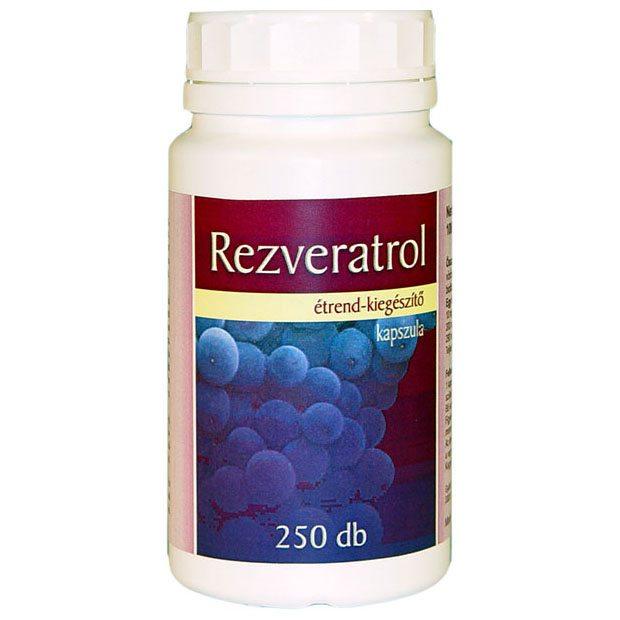 Vita Crystal Rezveratrol kapszula - 250db