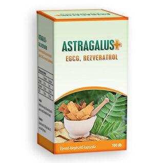 Vita Crystal Astragalus+ EGCG, Rezveratrol kapszula – 100db