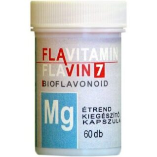 Flavin7 Flavitamin Magnézium kapszula – 60 db