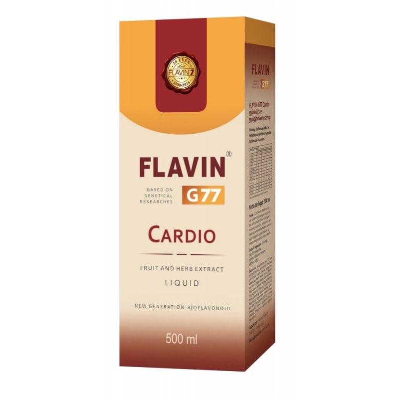 Flavin G77 Cardio szirup – 500ml