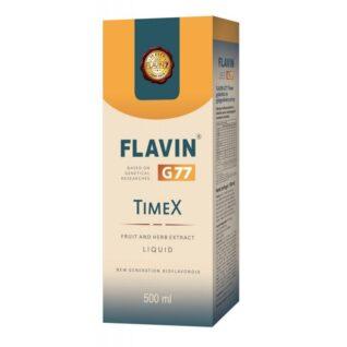 Flavin G77 TimeX szirup - 500ml