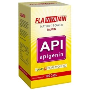 Flavitamin Nature+Power Apigenin kapszula – 100 db kapszula