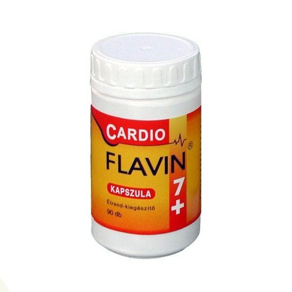 Flavin7+ Cardio kapszula – 90db