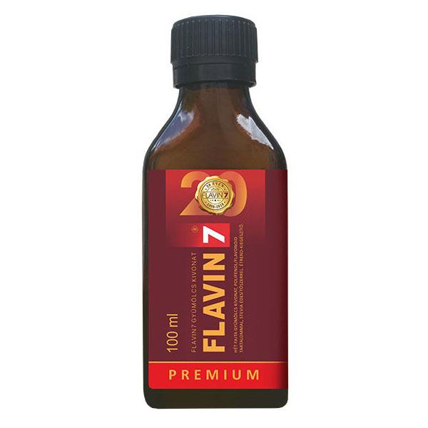 Flavin7 Prémium gyümölcslé kivonat - 100ml