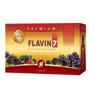 Flavin7 Prémium gyümölcslé kivonat – 7x100ml
