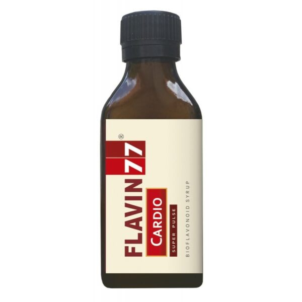 Flavin77 Cardio szirup – 7x100ml