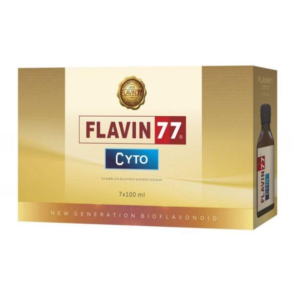 Flavin77 Cyto gyümölcslé kivonat – 7x100ml