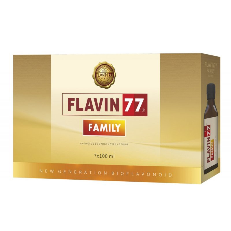 Flavin77 Family ital – 7x100ml