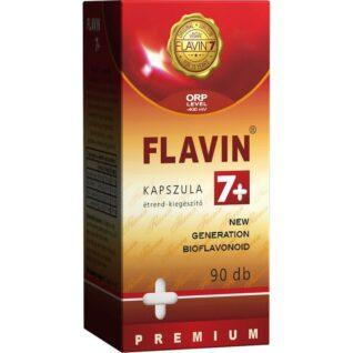 Flavin7+ Premium kapszula - 90db