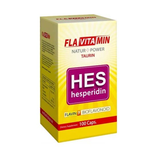 Flavitamin Nature+Power Hesperidin kapszula - 100 db