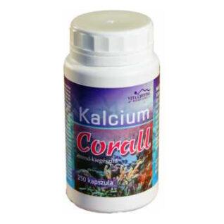 Vita Crystal Corall Kalcium kapszula – 250 db