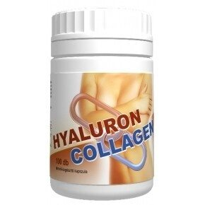 Vita Crystal Hyaluron+Collagen kapszula - 100db