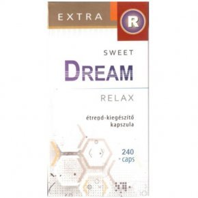 Vita Crystal Extra Sweet Dream kapszula – 240db