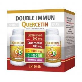 Flavin7 Double Immun Quercetin C+D Echinacea kapszula – 2x120db
