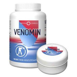 Vita Crystal Complex Venomin kapszula + Vita Crystal Complex Venomin krém – 100db + 100ml