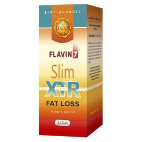 Flavin7 Slim XTR Fat Loss kapszula - 120db