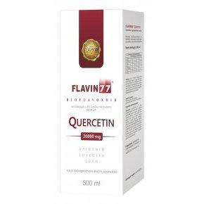 Flavin77 Quercetin gyümölcs és gyógynövény ital – 500ml